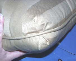 Pillow Making Basics Piping Zippers Braided Cord Patterns